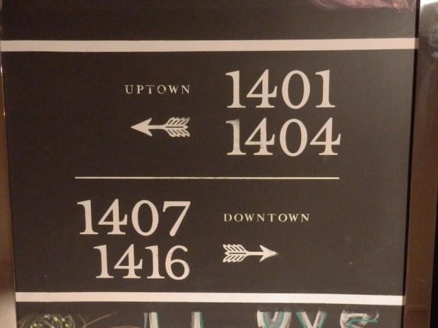 GUESTROOM HALLWAY