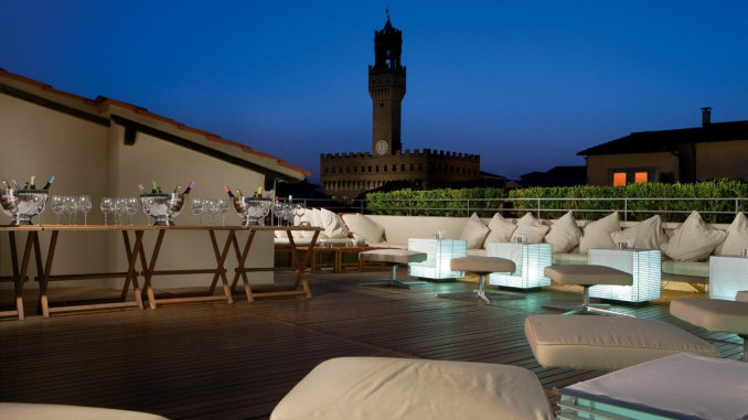 HOTEL CONTINENTALE FLORENCE, ITALY