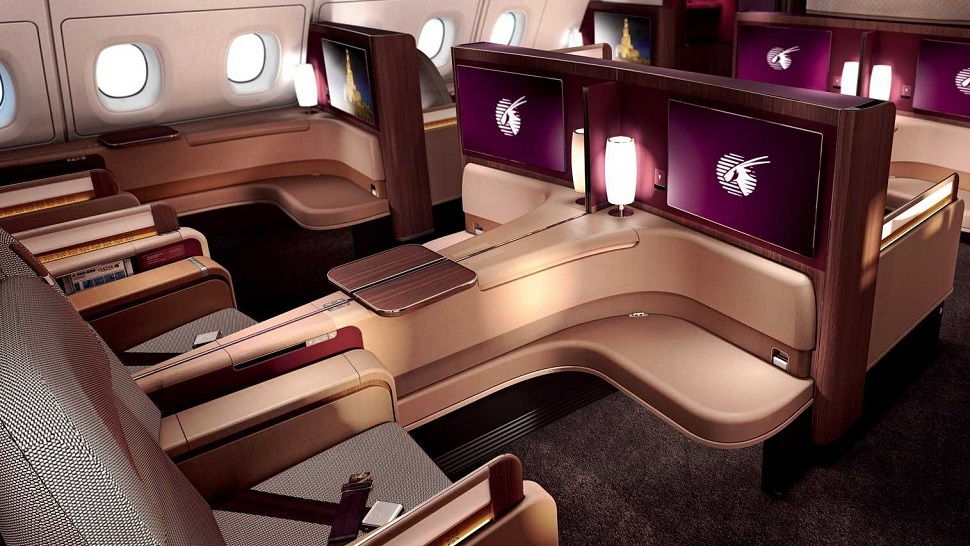 Top 10 airlines with the worlds best longhaul First Class cabins