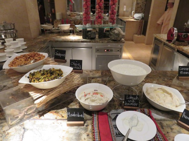 AL KHIRANE RESTAURANT: DINNER BUFFET