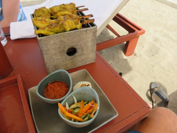 THE CHEDI POOL: SNACKS