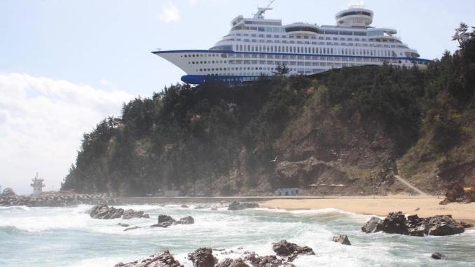 SUN CRUISE RESORT, JEONGDONGJIN, SOUTH KOREA