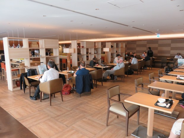 JAL LOUNGE (LOWER FLOOR)