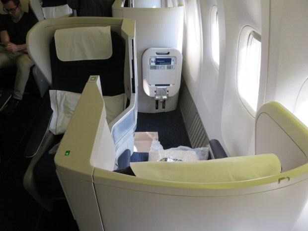 BUSINESS CLASS SEAT