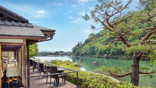 SUIRAN, A LUXURY COLLECTION HOTEL, KYOTO