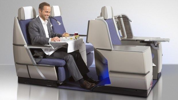 BRUSSELS AIRLINES BUSINESS CLASS ONBOARD ITS A330 FLEET