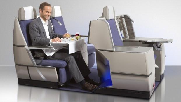 BRUSSELS AIRLINES BUSINESS CLASS ONBOARD ITS A330 FLEET