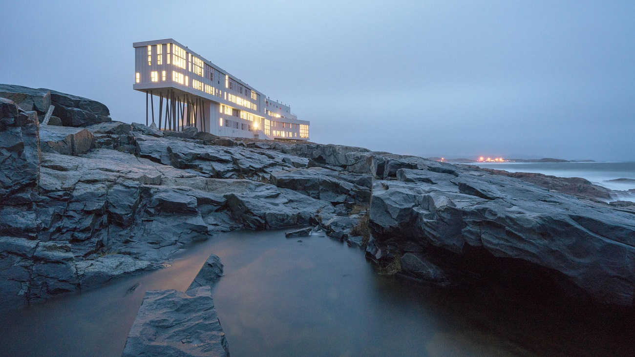 Top Most Remote Luxury Hotels In The World The Luxury Travel - The 10 most secluded hotels in the world