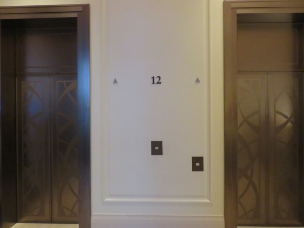 ELEVATORS TO GUEST ROOM FLOORS
