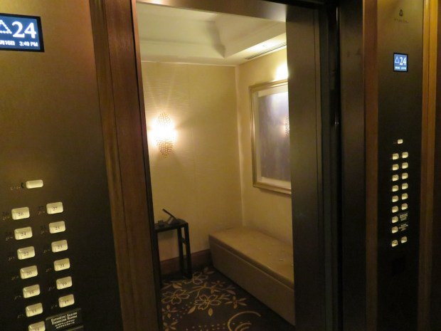 ELEVATORS TO GUEST ROOM FLOORS
