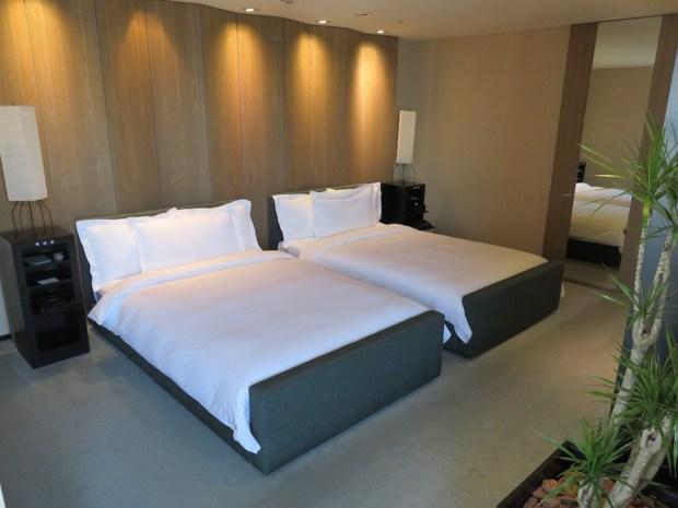 PARK SUITE: BEDROOM