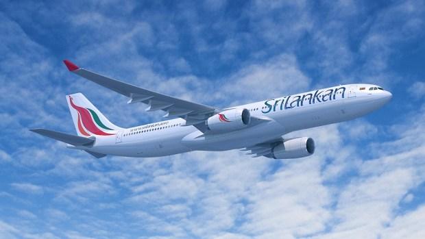 SRILANKAN AIRBUS A330