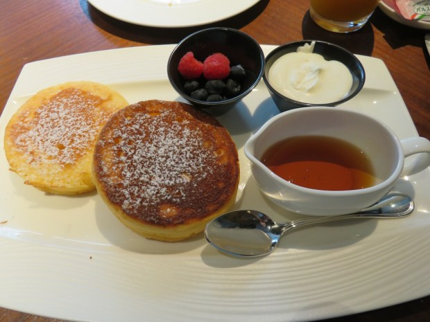 LA LOCANDA RESTAURANT: BREAKFAST