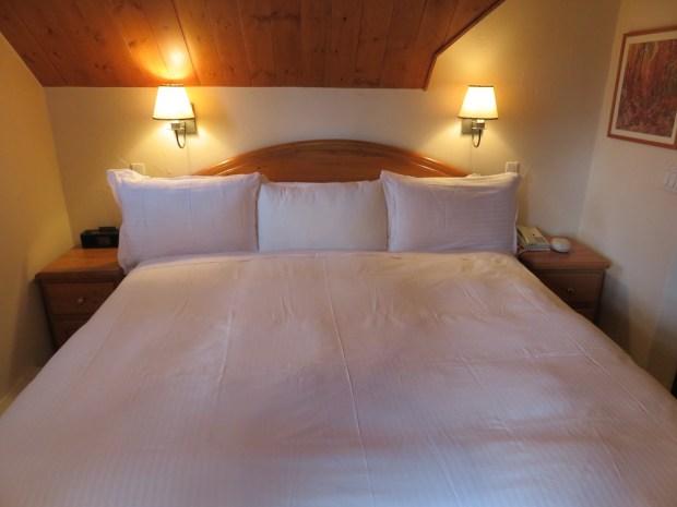 SUITE: BEDROOM 1