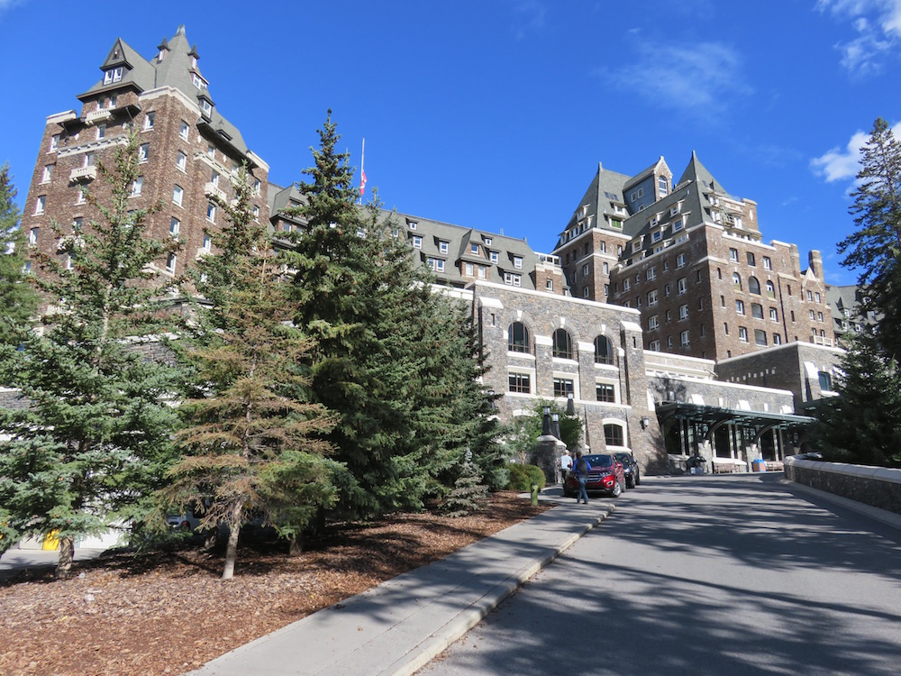 Review The Fairmont Banff Springs Hotel Canada The Luxury Travel Expert