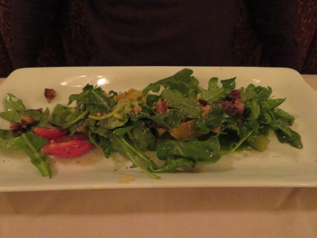 CASTELLO RISTORANTE: DINNER