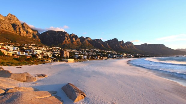 CAMPS BAY, CAPE TOWN (SOUTH AFRICA)