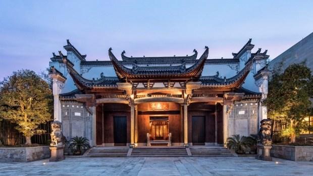 AHN LUH ZHUJIAJIAO, CHINA