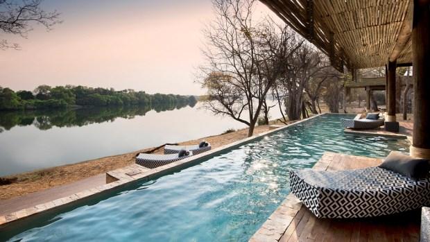 9. &BEYOND MATETSI RIVER LODGE, ZIMBABWE