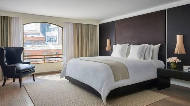 FOUR SEASONS HOTEL BOGOTA, COLUMBIA