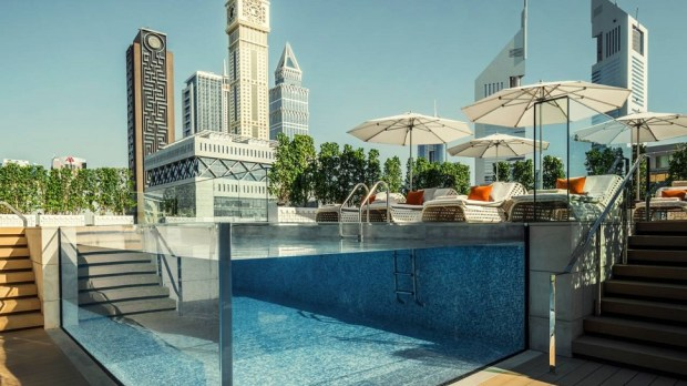 FOUR SEASONS HOTEL DUBAI INTERNATIONAL FINANCIAL CENTRE, UAE