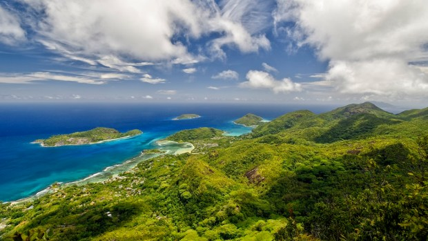 HIT THE TRAILS ON MAHE ISLAND