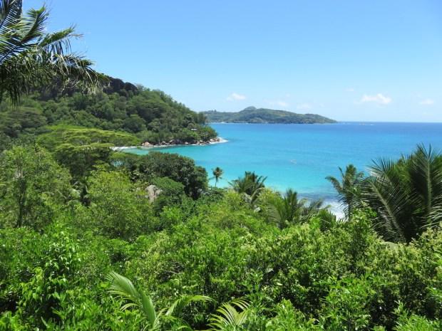 OCEAN PANORAMIC VILLA: OUTDOOR GAZEBO (VIEW)