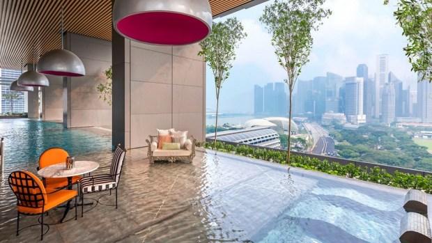 JW MARRIOTT HOTEL SINGAPORE SOUTH BEACH, SINGAPORE