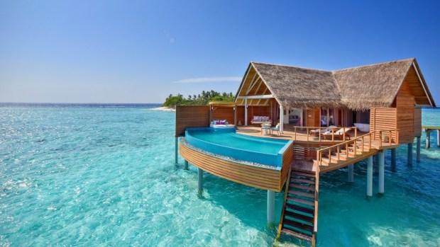 MILAIDHOO ISLAND, MALDIVES