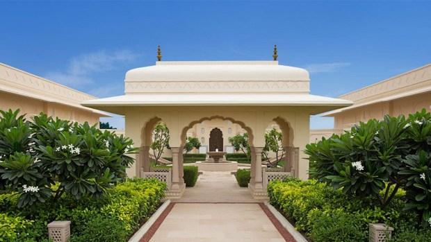 THE OBEROI SUKHVILLAS RESORT & SPA, INDIA