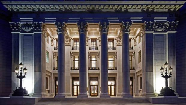 FOUR SEASONS HOTEL LONDON AT TEN TRINITY SQUARE, UK