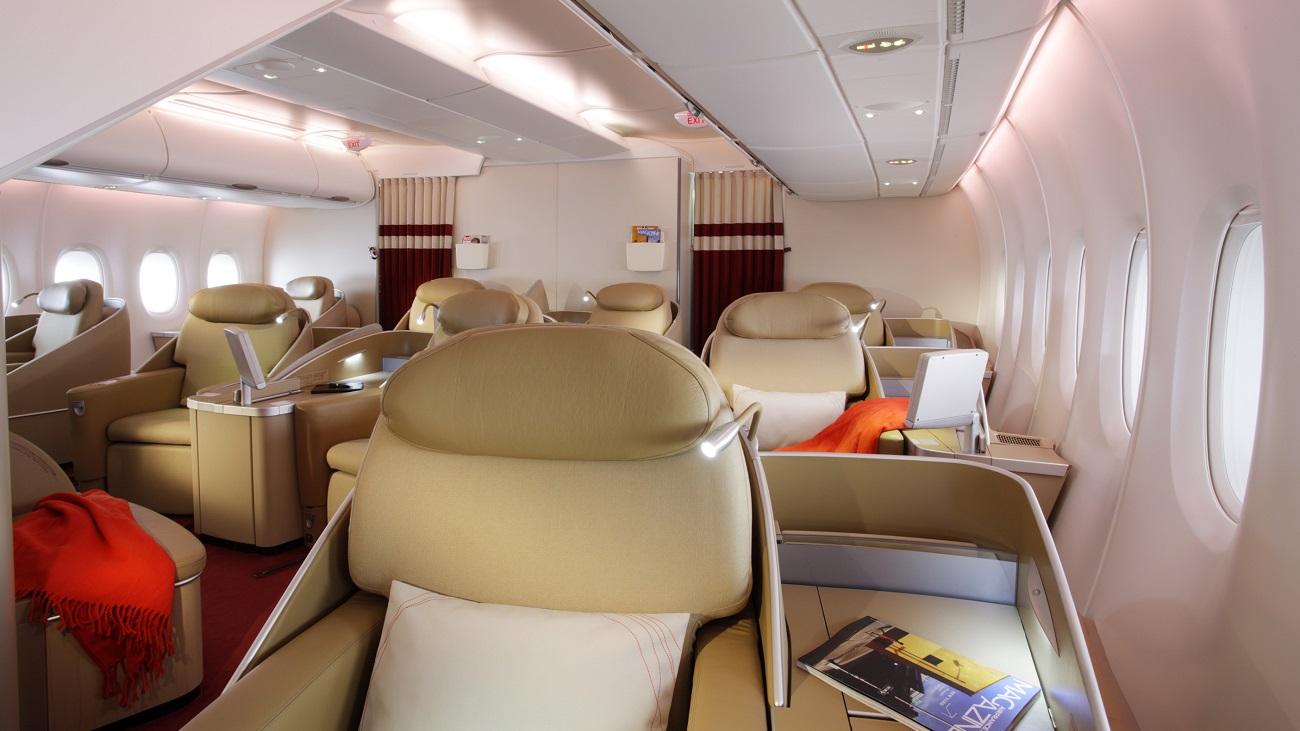 Etihad Launches Ultra-Luxurious A380 Residence On New York-Abu Dhabi Flights