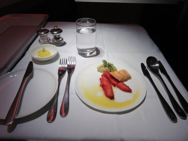 DINNER: STARTER