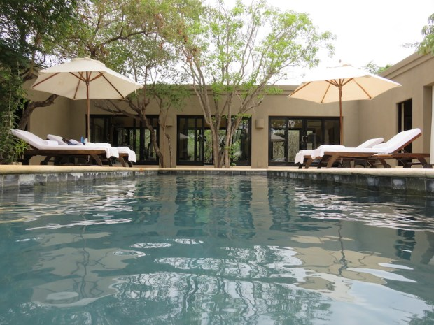 THE WATERS OF ROYAL MALEWANE BUSH SPA