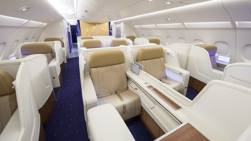 Top 10 Most Luxurious Airbus A380 First Class Products The Luxury