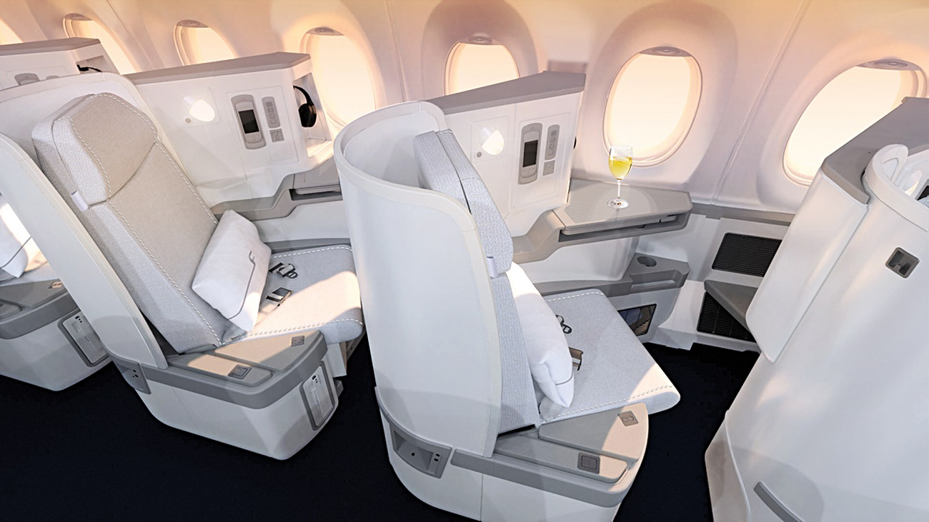 images The 10 best business class airlines in the world according to Skytrax