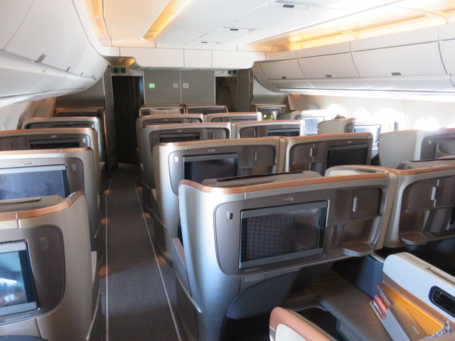 Image result for Singapore Airlines a350 cabin
