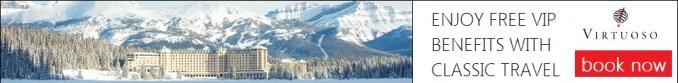 Top 10: best ski hotels & resort in North America