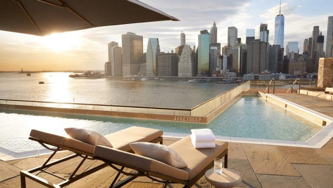 The best new luxury hotels of 2017 the luxury travel expert for Ace hotel brooklyn
