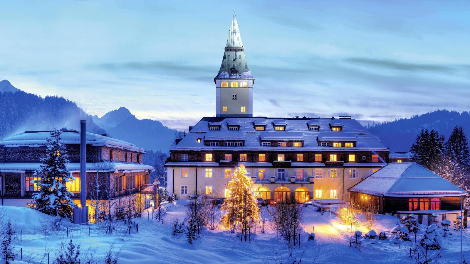 Top 10 best luxury hotels in Germany   the Luxury Travel Expert