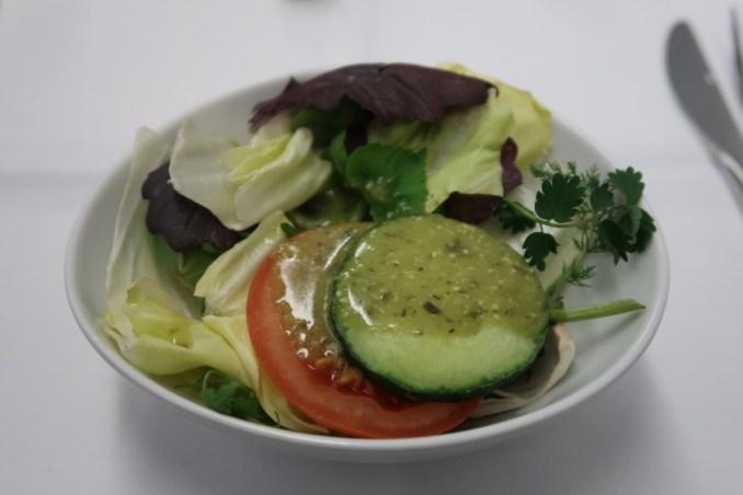 DINNER: SALAD