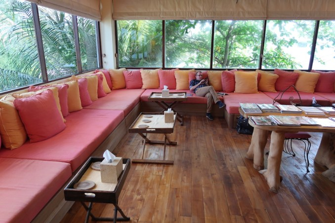 SONEVA LOUNGE AT MALE AIRPORT