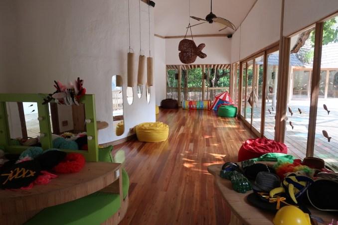 SONEVA FUSHI: THE DEN (CHILDREN'S CLUB)