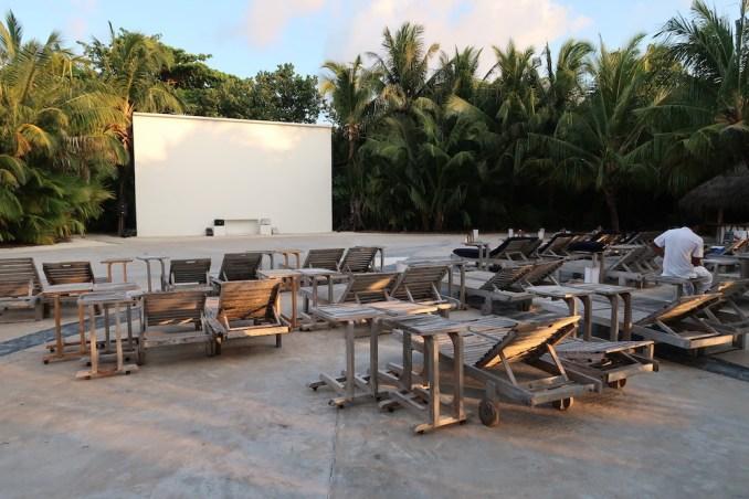 SONEVA FUSHI: CINEMA PARADISO
