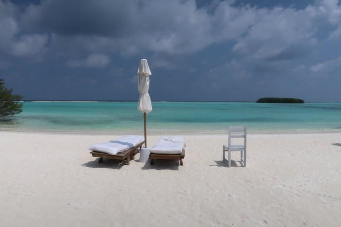 MEDHUFARU ISLAND: SOUTH BEACH