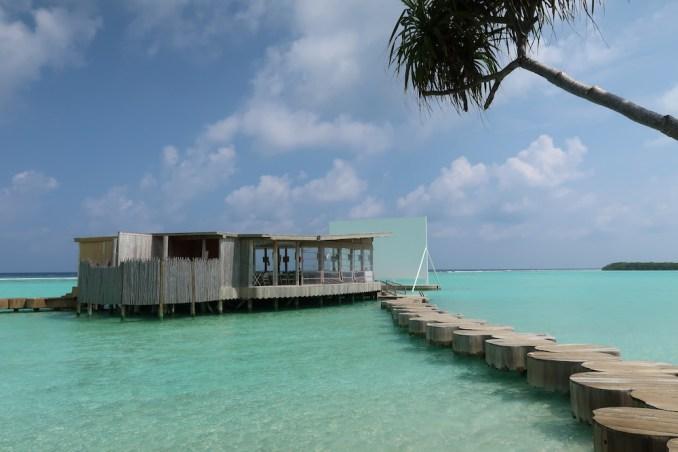 MEDHUFARU ISLAND: CINEMA PARADISO