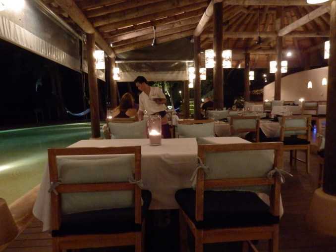 NAKA ISLAND PHUKET DINNER