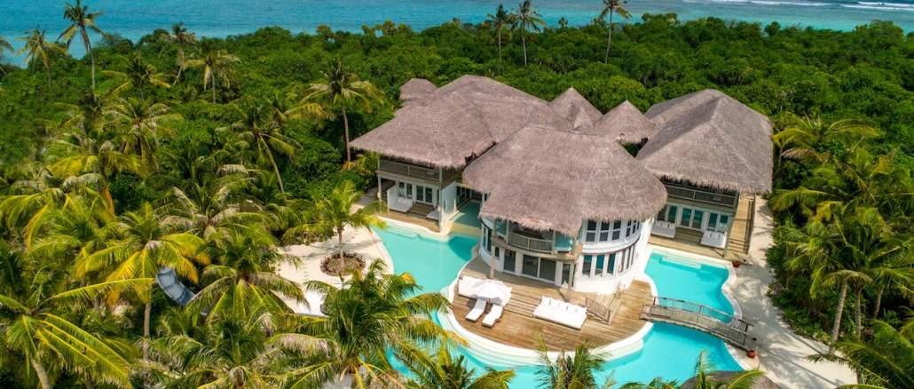 buy villa in the Maldives