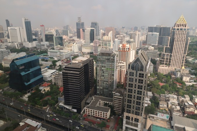 BANYAN TREE BANGKOK: HORIZON SUITE (VIEWS)