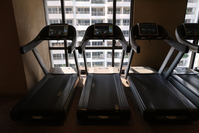 BANYAN TREE BANGKOK: GYM